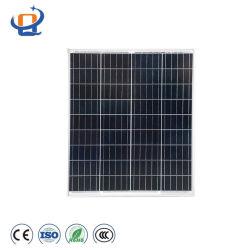 لوحة شمسية أحادية البلورات الشمسية مضادة للماء ذات خلايا شمسية متعددة البلورات إضاءة/إضاءة الشوارع