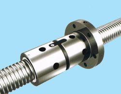 CNC 높은 정밀도 기계로 가공 지도하 나사 또는 공 나사