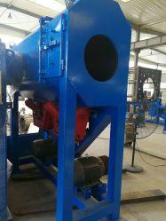 Stahlrohr Internal&Outside Sandstrahlen Derust Maschine