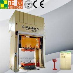 Prensa hidráulica para material composto de moldagem da Folha de produto SMC