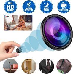 Mini caméra sans fil, 2020 Full HD 1080p petites caméras cachées de la came de la Cop Nanny, Micro caméra USB de sécurité Secret avec Night Vision et la détection de mouvement