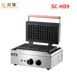 Commerciële High Quality Waffle Baker machine