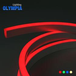 Het uiterst dunne RGB LEIDENE van de Tekens van het Neon Ustom 24V Flex Licht van de Strook