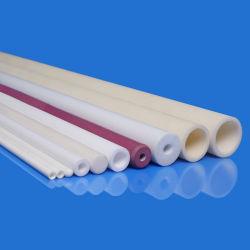 中国メーカー工業用セラミックスカスタマイズ技術高純度 95% 99% 99.5% 絶縁 Al2O3 アルミナセラミックスリーブチューブ、ファーネス用