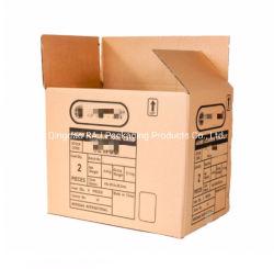 Karton van het Vervoer van het GolfKarton van de Doos van de Verpakking van de douane het Vouwbare Verschepende