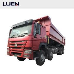 سينوتروك HOWO شاحنات الحمولة ذات الدفع الرباعي 6x6 بقدرة 4,5 طن شاحنة قلابة للبيع