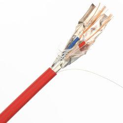 كابل شبكة LAN من نوع BC/CCA مع عينة متوفرة