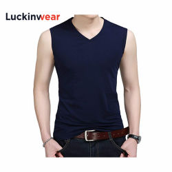 Оптовая торговля Custom Dri установите чистый хлопок подкладка из флиса Soft мужчин T футболка