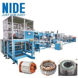 Bewegungsstator-automatische Produktions-Montage-Maschinen-Zeile für Induktions-Motor