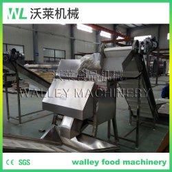 Pimienta de acero inoxidable de la máquina cortadora de papas cubo Dicing