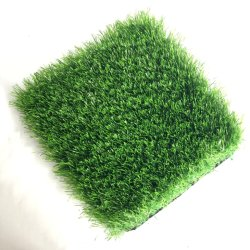 Golden chineses fornecedor estabilidade UV de relva artificial no Pot Pampas falsos ou futebol Infill Grass