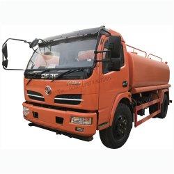 Dongfeng Dlk 7000 литров воды из нержавеющей стали из алюминия Bowser погрузчика
