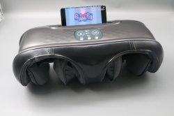 Ergonomia wireless elettrica livelli multipli riscaldamento vibrazione gamba piede polpaccio Macchina umidificatore d'aria portatile per massaggio del ginocchio