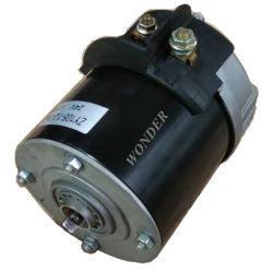 Вилочный погрузчик тока щетки постоянного магнита для мотора гидравлического насоса и автомобильных деталей 24V 1Квт 1.2kw 0.8kw Zy105-1.0-40-2/Zy105-1.2-34-2/Zy105-800-20-2
