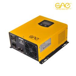 تردد منخفض من 12 فولت تيار مستمر بقوة 700 واط مع موجة جيبية صافية من التيار المستمر إلى محول التيار المتردد مع الشاحن