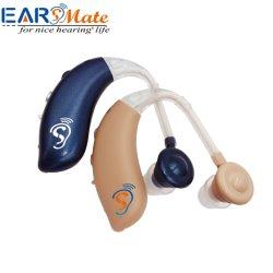 Comercio al por mayor Earsmate sordos los auriculares Bluetooth de Audífono Bte