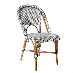 Commerce de gros de meubles en rotin Bistro Français Restaurant d'osier chaise de salle à manger