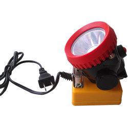 LED-lamp voor de mijnbouw van de Helm-lamp voor ondergrondse mijnbouw