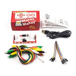 Mak Ey Uitrusting met de Krokodilleklemmen van de Lijn van Dupond van de Kabel USB voor het Stuk speelgoed van Kinderen