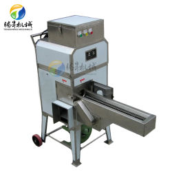 Acier inoxydable Pelletizer fraîches cuites électrique automatique de coupe à maïs de la machine de battage du maïs sucré (TS-W168L)