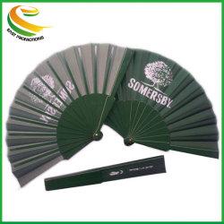regalo de promoción de plegado de papel impresas personalizadas Abanicos