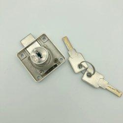 Tk-K Cabinet 138-22 maître clé en laiton Serrures de tiroir