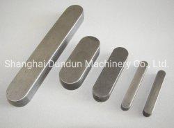 مثبتات الأجهزة المفتاح/ DIN6885 /نوع المفاتيح المتوازية / حامل بدون أكلس مفتاح صلب مسطح