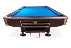 Professional 9 أقدام الفرنسية بلياردو طاولة Slate سرير من الخشب الصلب 9 طاولة كرات البلياردو الكروي