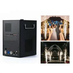 La DMX Mini Stade d'étincelle froide Fireworks pour mariage