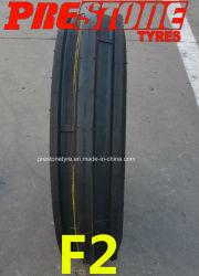 F2 Trator Agrícola de Alta Qualidade Padrão de pneus agrícolas 4.00-14 4.00-12 4.00-16 4.50-16 5.00-15 5.50-16 6.00-16 7.50-16 dianteiros 6.50-16