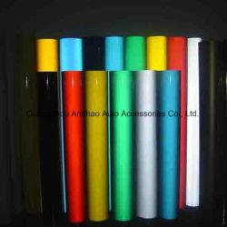Envoltura de vinilo reflectante adhesivo auto adhesivo satinado