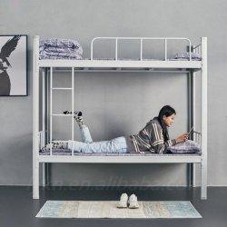 غرفة نوم معدنية بطابقين وأثاث للأطفال يعين سرير مهجع