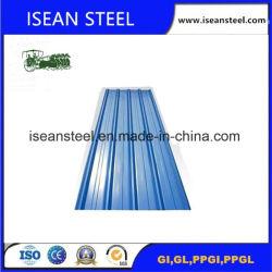 Дом материала цинка стальной лист с покрытием или кривой плитки для продаж