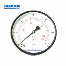 """Мини-манометр для измерения давления в шинах 0-60фунтов, делюкс циферблатного индикатора, 1,5"""" манометр с прямыми держателя инструмента"""