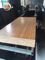 Nuova pavimentazione del compensato del contenitore del bambù di 28mm con la colla fenolica