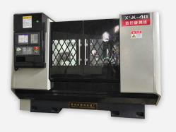 Hilo CNC el torbellino de la máquina para la varilla de taladrar el casquillo de conexión