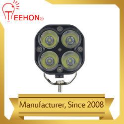 Potente linterna LED de luz de bicicleta de 40W linternas