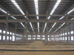中国製工場プレハブのプレハブの家の鉄骨フレームの構造の研修会の建設プロジェクトの建築材料