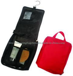 폴리에스테르 걸이부인의 화장품 메이크업 케이스 화장품 가방(CB1331)