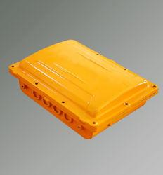 Imperméable et résistant à la corrosion et la couverture de base en aluminium moulé