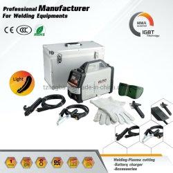 Inversor DC soldador IGBT (caixa de ferramenta de alumínio)