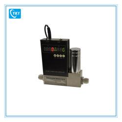 caudal/ímetro acr/ílico Medidor de flujo de ox/ígeno 2,5-25 LPM racor met/álico para medir gases como ox/ígeno CNBTR LZM-6