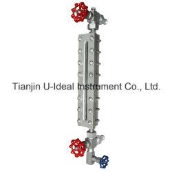 Смотровое стекло уровня Gage - с возможностью горячей замены масла в резервуар для воды с фазоинвертером отражающее стекло указателя уровня топлива