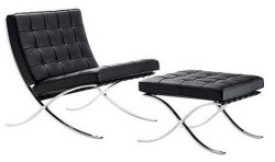 Moderne Meubilair Barcelona Chair Lounger Sofa Set