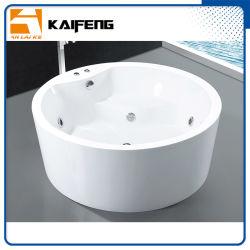 원형 독립형 자쿠지 월풀 욕조, 현대식 마사지 욕조(KF-759-C)