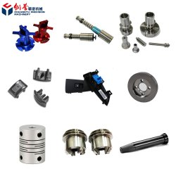 Les pièces en plastique Produits matériels d'usinage CNC Milling OEM pour auto en métal d'usinage