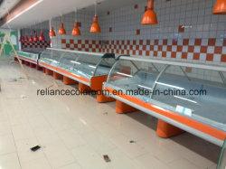Het verre TegenKabinet van de Vertoning voor het Voedsel van de Delicatessenwinkel