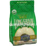 Sac en plastique pour l'emballage de riz long blanc Grian/ sac de riz