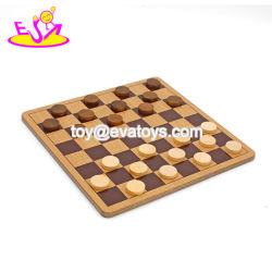 El mejor juego de clásicos de madera ajedrez para niños W11A099