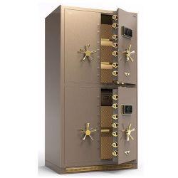 Bureau de certification de la CCC All-Steel Vault Double porte coffre-fort